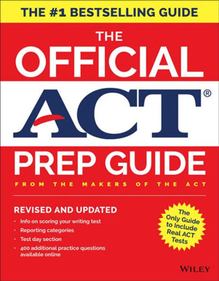 ACT Study Guide Cover