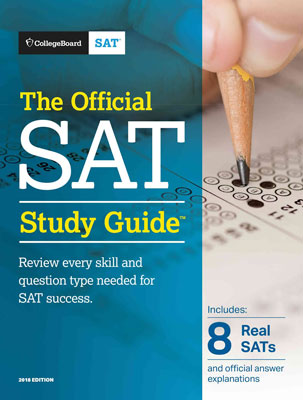 SAT Study Guide Cover